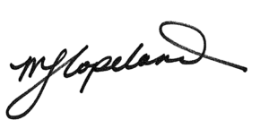 MLCopeland Signature