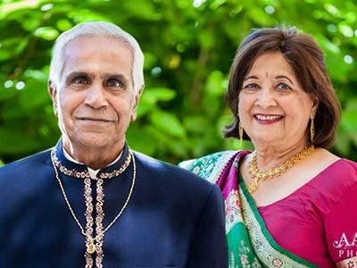Cerritos College Felicitates Bhupesh and Kumud Parikh @ Cerritos College   Norwalk   California   United States